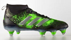 adidas Incurza SG Chaussure de Rugby Junior Noir Noir