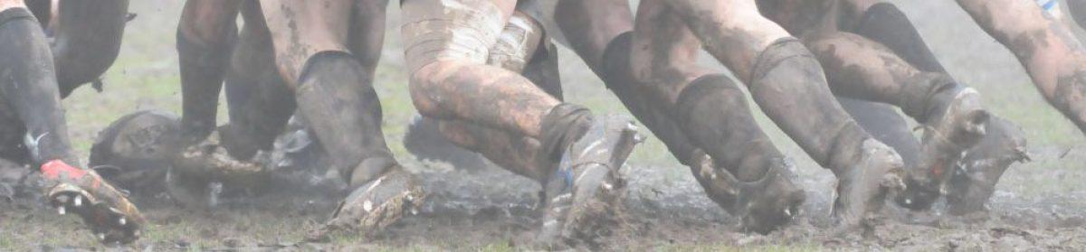 La Chaussure de rugby